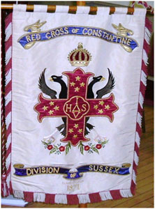 Division of Sussex Banner